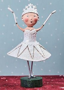 Lori Mitchell Snow Queen Figurine
