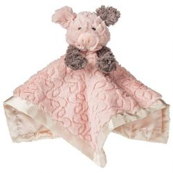 Mary Meyer Putty Nursery Piglet Character Blanket