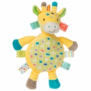 Taggies Gumdrops Giraffe Cookie Crinkle by Mary Meyer 11""