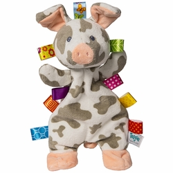 Mary Meyer Taggies Patches Pig Lovey 12""