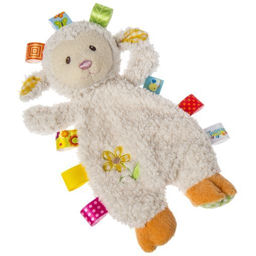 Taggies Sherbet Lamb Lovey by Mary Meyer