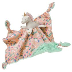 Mary Meyer Twilight Baby Unicorn Character Blanket