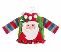 Midwest-CBK Ugly Sweater Christmas Ornaments