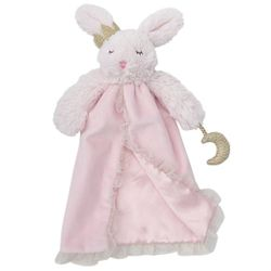Mud Pie Baby Shimmer Skirted Lovies - Bunny