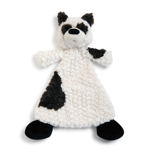 Nat Amp Jules Palmer Panda Rattle Cozy Baby Blankie From