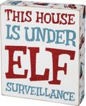 Primitives by Kathy Box Sign - This House is Under ELF Surveillance
