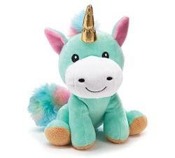 Burton & Burton Rainbow Unicorn Plush 7""