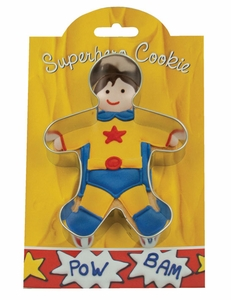 Ann Clark Cookie Cutters - Superhero
