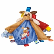 Taggies Buddy Dog Character Baby Blanket by Mary Meyer