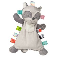 """Taggies Harley Raccoon Lovey by Mary Meyer 12"""""""