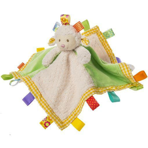 Taggies Sherbet Lamb Character Baby Blanket by Mary Meyer