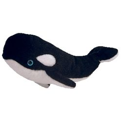 TY Beanie Babies Anchor the Whale