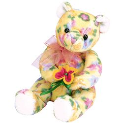 TY Beanie Babies Bloom the Bear