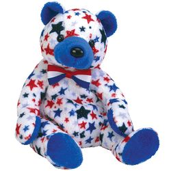 TY Beanie Babies Blue the Bear (Internet Exclusive)