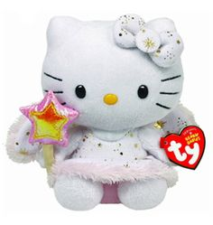 TY Beanie Babies Hello Kitty Angel