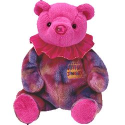TY Beanie Babies January Birthday Bear
