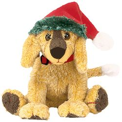 TY Beanie Babies Jinglepup the Dog