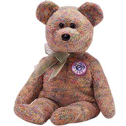 TY Beanie Babies Speckles the e-Bear