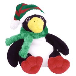 TY Beanie Babies Toboggan the Penguin