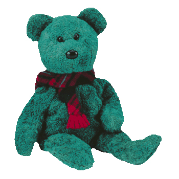 TY Beanie Babies Wallace the Bear  6378ee0c8f2