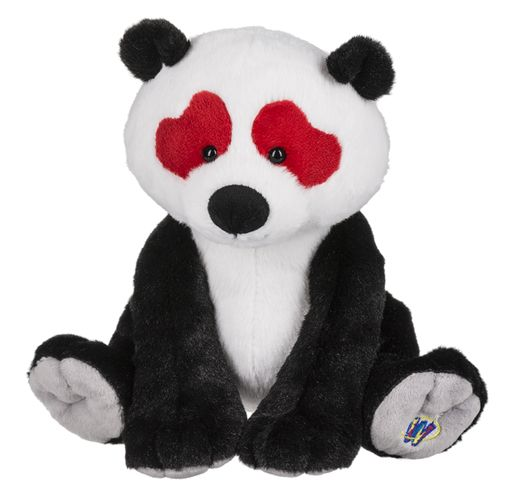 Webkinz Lovestruck Panda Bear