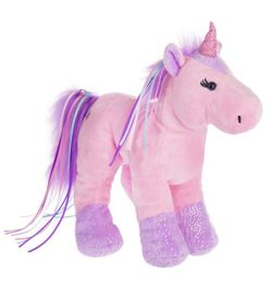 Webkinz Pink Ribbon Unicorn
