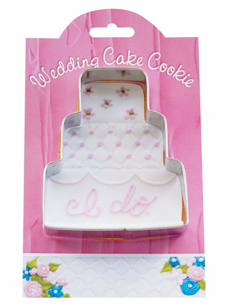 Ann Clark Cookie Cutters - Wedding Cake