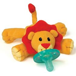 WubbaNub Baby Pacifier Soothie - Little Lion