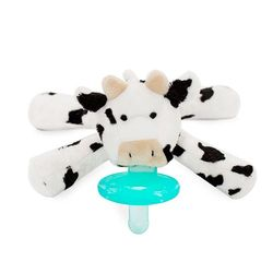 WubbaNub Baby Pacifier Soothie - Baby Cow
