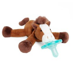 WubbaNub Baby Pacifier Soothie - Horse