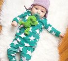 WubbaNub Baby Pacifier Soothie - Green Frog