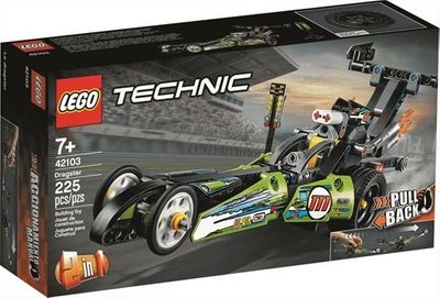 LEGO<sup>&reg; </sup> Technic<sup>TM</sup>  <br> Dragster