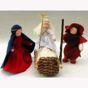 Evi Dolls Nativty
