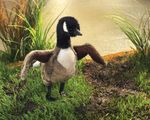 Folkmanis Puppet <br>Canada Goose
