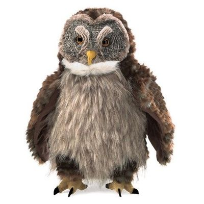 Folkmanis Puppet <br>Hooting Owl