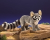 Folkmanis Puppet <br>Ringtail Cat