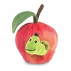Folkmanis Puppet <br>Worm in Apple