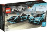 LEGO<sup>&reg; </sup>Speed Champions<br>Formula E Panasonic Jaguar Racing