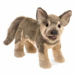 Folkmanis Puppet <br>German Shepherd