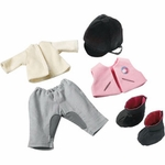 "HABA Dolls Outfit <br>Horseback Riding <br>(for 15"" Dolls)"