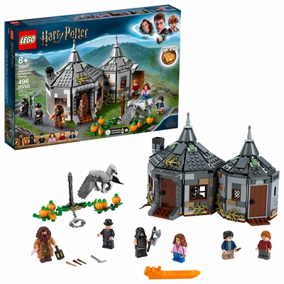 LEGO<sup>&reg; </sup> Harry Potter<sup>TM </sup> <br>Hagrid's Hut: Buckbeak's Rescue