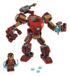 LEGO<sup>&reg; </sup>Super Heroes <br>Iron Man Mech