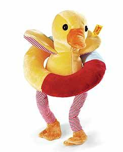 Steiff <br>Best for Kids <br>Pilla Dangling Duck