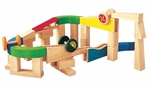 Plan Toys <br>Build N Spin
