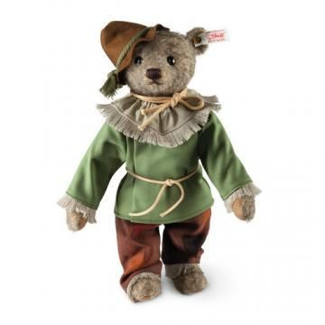 Steiff <br> Wizard of Oz <br>Scarecrow Teddy Bear