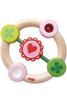 Teethers and Rattles