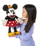 Folkmanis Puppet <br>Vintage Minnie Mouse