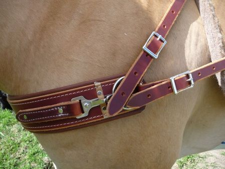 Pack Saddle Breast Collar