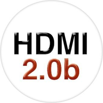 1.5 Foot HDMI Cable - HUGE 24 Gauge w/4K, HDR, HDMI 2.0b & HDCP 2.2 Compliancy - 30 In Stock