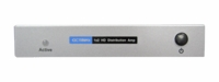 1 x 2 HDMI Splitter Distribution Amplifier with Toslink Audio Output